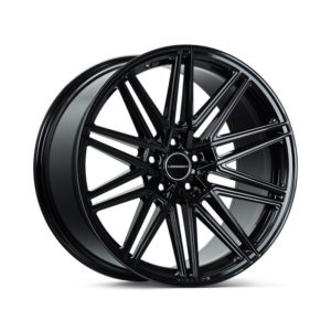литые диски vossen cv10 gloss black