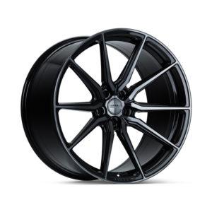 купить оригинальные литые диски vossen hf-3 double tinted gloss black