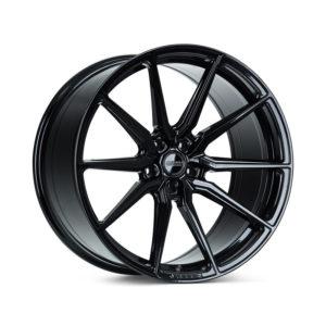 купить оригинальные литые диски vossen hf-3 gloss black