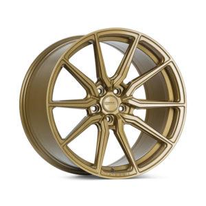 купить оригинальные литые диски vossen hf-3 gloss gold