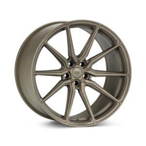 купить оригинальные литые диски vossen hf-3 textured bronze