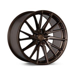 литые диски vossen hf-4t satin bronze