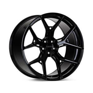 купить оригинальные литые диски vossen hf-5 gloss black