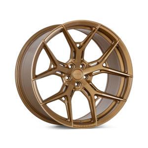 купить оригинальные литые диски vossen hf-5 gloss gold