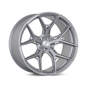 купить оригинальные литые диски vossen hf-5 satin silver