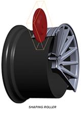 Литые диски Vossen HF-7