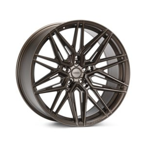 Оригинальные Диски Vossen HF-7 цвет Satin Bronze для Lexus LX570 LX450d Lamborghini Urus Range Rover Sport Mercedes G63 AMG Москва Россия с доставкой по России